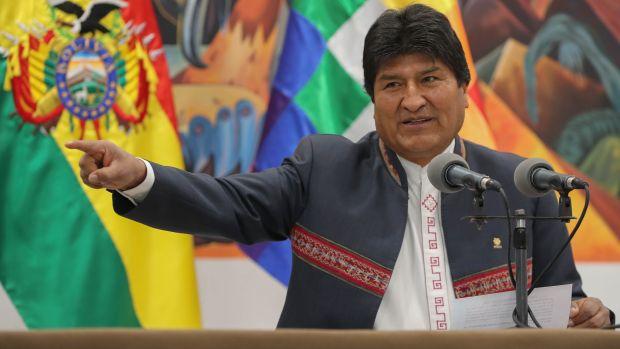 El orden Mundial: ¿Ha habido un golpe de Estado en Bolivia?