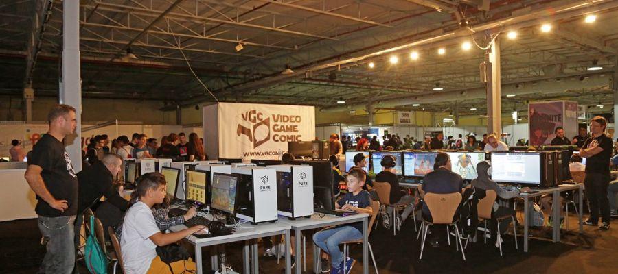Una edición de Video Game Comic en IFA.
