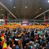 Mitin de Vox en la Institución Ferial Alicantina.