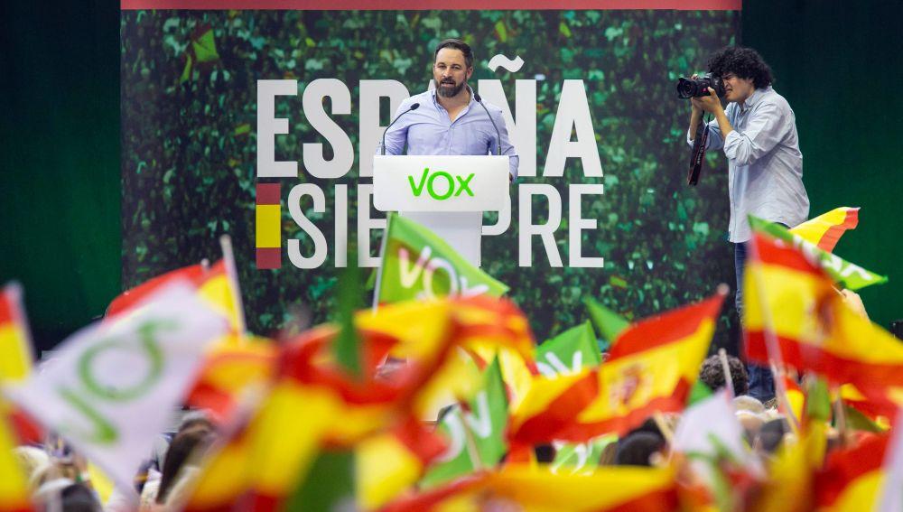 Abascal critica la propuesta de Delgado de castigar exaltación del franquismo