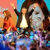 El peronismo gana las elecciones en Argentina