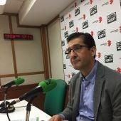 José Manuel Caballero en una entrevista en Onda Cero Ciudad Real