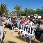 Jornada de convivencia de la Federación de Asociaciones de Vecinos de Elche.