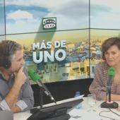 Alsina desmonta el dato de Carmen Calvo sobre que España es el segundo país del mundo en número de desaparecidos