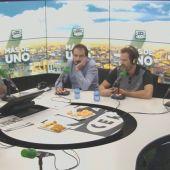 VÍDEO de la entrevista completa a Jon Garaño, Aitor Arregi y José Mari Goenaga en Más de uno 29/10/2019