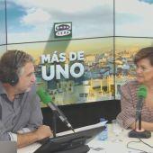 Vídeo de la entrevista completa a Carmen Calvo en Más de uno 29/10/2019