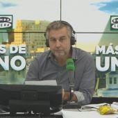 VÍDEO del monólogo de Carlos Alsina en Más de uno 29/10/2019