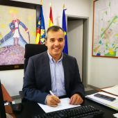 ANTONIO PUERTO, ALCALDE DE ASPE