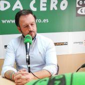 Pablo Ruz, en una entrevista reciente en Onda Cero Elche.