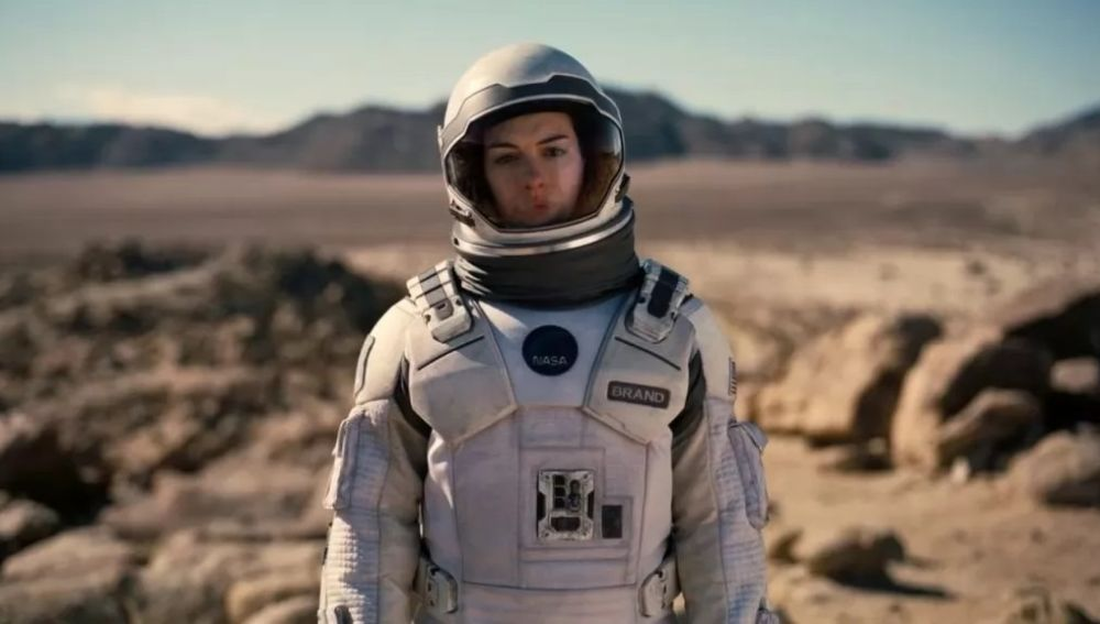 Fotograma de 'Interstellar' (Christopher Nolan)