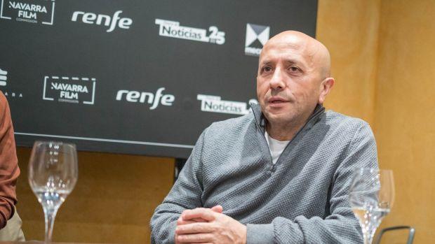 """Luis Alegre: """"Hemos dado con la tecla, el Festival Ópera Prima ha calado en Tudela"""""""