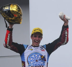 Álex Márquez da el salto a Moto GP con Honda