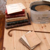 Objetos de Ramón y Cajal