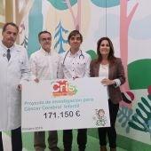 CRIS contra el cáncer impulsa un ensayo clínico pionero para combatir el cáncer cerebral infantil