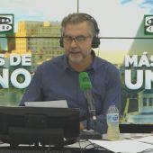 VÍDEO del monólogo de Carlos Alsina en Más de uno 04/11/2019