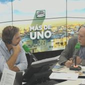 VÍDEO de la entrevista completa a Luis Mateo Díez en Más de uno 05/11/2019
