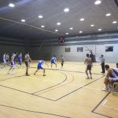 El Interkozha Elche Basket Club no pudo ante el UA Fundación Lucentum.