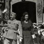 Imagen de archivo de Francisco Franco (Kutxa Fototeka)