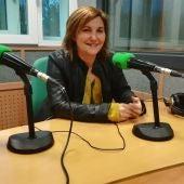 Pilar Garrido de Elkarrekin Podemos.