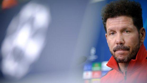 """Simeone: """"Lo mejor es que seguimos teniendo una gran cantidad de ocasiones de gol"""""""