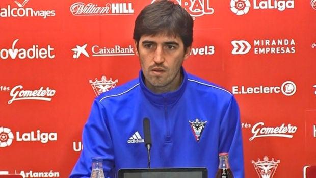 """Andoni Iraola: """"Estoy contento porque el equipo está yendo a más jornada a jornada"""""""