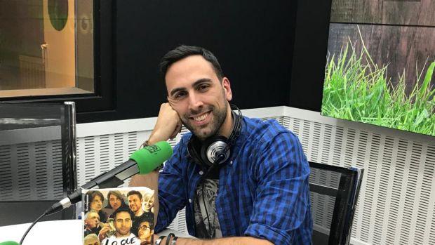 """Álex Fidalgo: """"Nunca busco un titular ni le aprieto las cuerdas a nadie"""""""