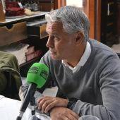 Sergio Pellicer, entrenador dle filial del Málaga CF