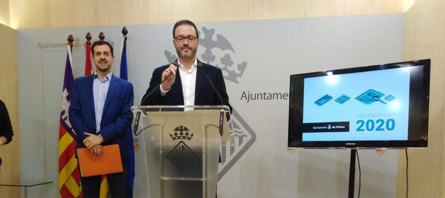 José Hila habla sobre los Presupuestos 2020