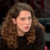 Nuria Martí, miembro de Arran, en TV3