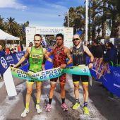 José Ginés Sempere, Juanpe García y Rubén Galiano coparon el podio de la cuarta edición del Duatlón Cross CTB-Ciudad de Elche.