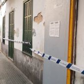Desalojan edificio en Pere Garau