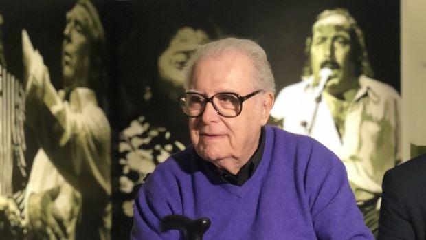 Fallece Eugenio Chicano, a los 83 años