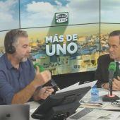 VÍDEO de la entrevista completa a José Bono en Más de uno 19/11/2019