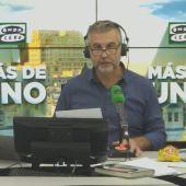 VÍDEO del monólogo de Carlos Alsina en Más de uno 19/11/2019