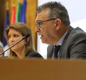"""Sergio Cuberos: """"Es fundamental plantear la puesta a disposición de más suelo industrial"""""""