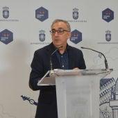 Pedro Maroto, concejal de Promoción Económica