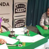 Javier Martínez, alcalde de Iruña de Oca