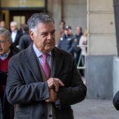El exconsejero de Empleo, José Antonio Viera