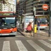 Autobuses de la EMT de València