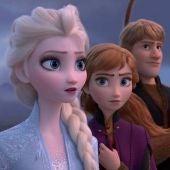 Fotograma de la película de animación de Disney 'Frozen II'