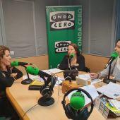 Patricia Sánchez e Itciar Álvarez