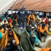 Aita Mari Salvamento Maritimo Humanitario