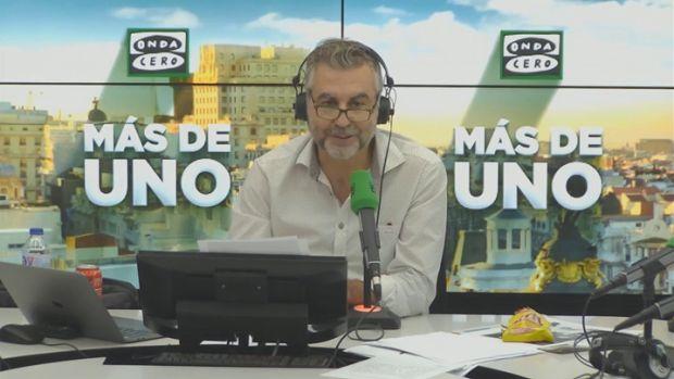 VÍDEO del monólogo de Carlos Alsina en Más de uno 22/11/2019