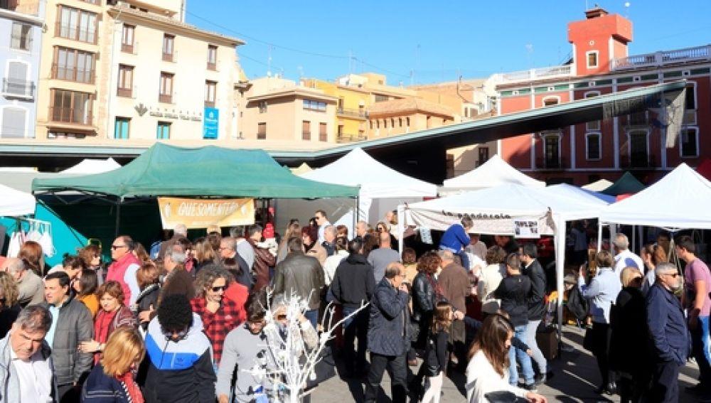 La fira de Santa Caterina torna diumenge amb el recorregut habitual.