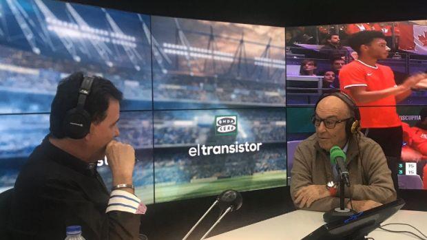 """Carmelo Ezpeleta: """"No cambiaría las motos por la Fórmula 1; me gusta mucho lo que hago"""""""