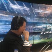 Carmelo Ezpeleta en El Transistor.