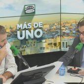 VÍDEO de la entrevista completa a José Manuel Villegas en Más de uno 22/11/2019