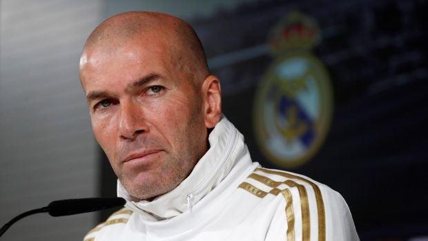 """Zidane: """"Hacemos mucho ruido por el tema de Gareth Bale y hay que concentrarse en el fútbol"""""""