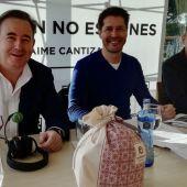 Raúl Asencio ya fue protagonista en 2018, junto a Jaime Cantizano, en la final del Circuito Nacional de Golf Atresmedia Radio-poloclub.com.