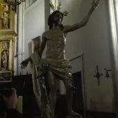 La nueva imagen del Cristo Resucitado, en la Catedral de Ciudad Real